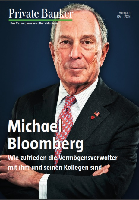 Private Banker eMag Cover